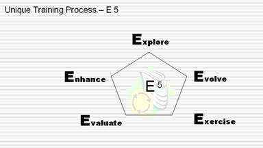 E5 Training Process
