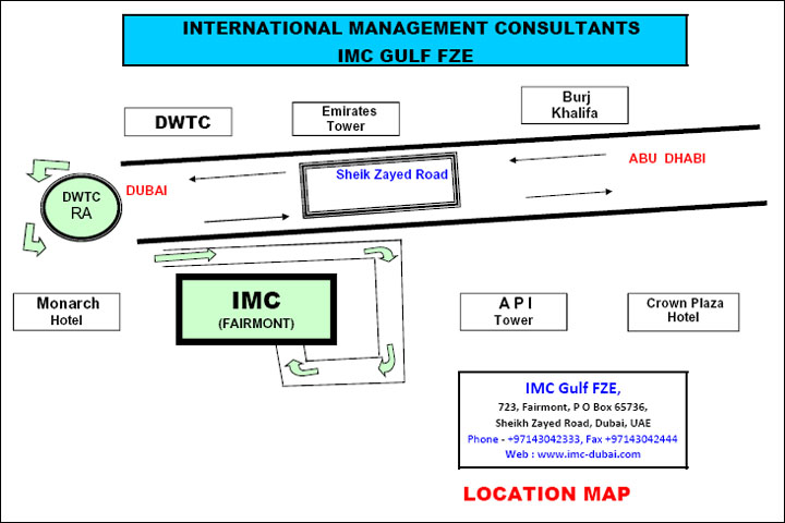 Location - International Management Consultants
